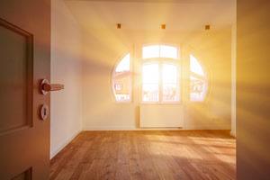 Sunny Window with door