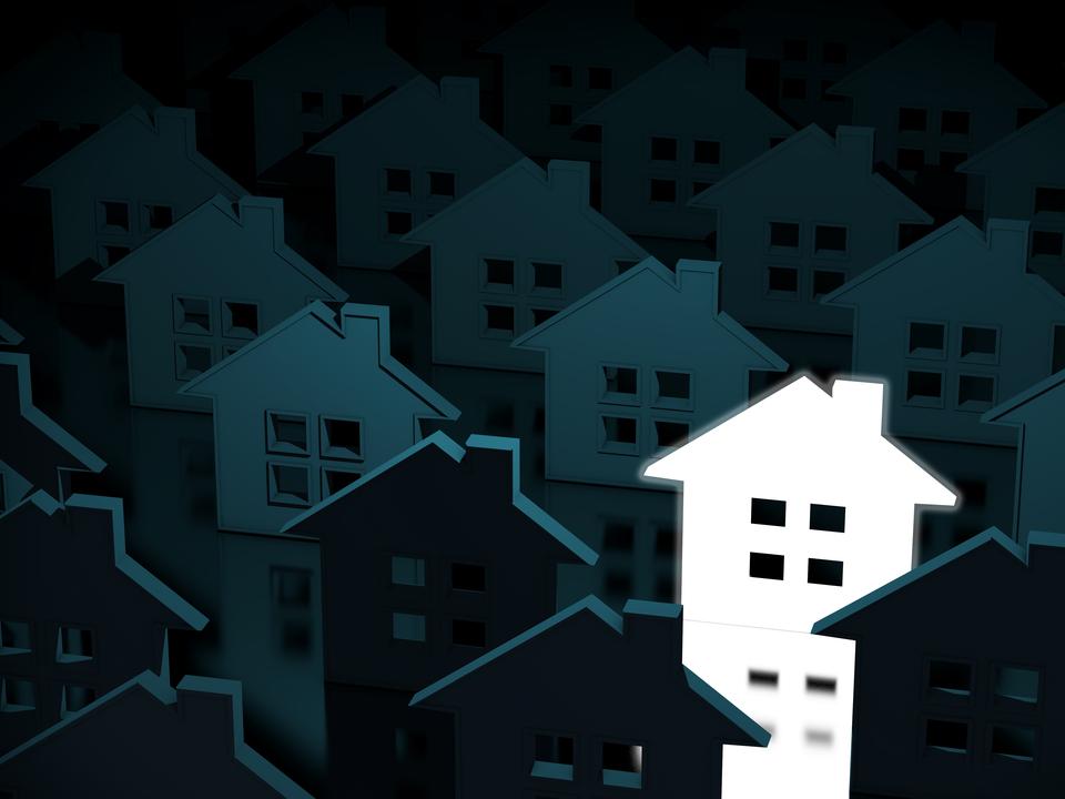 house model cutouts